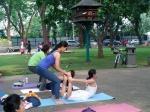 Guru yoga vs instruktur yoga