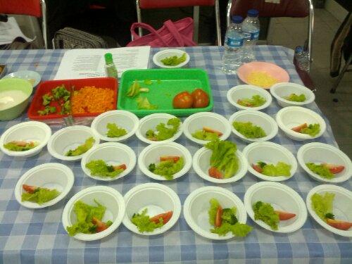 Mengatur Menu Puasa dengan Prinsip Food Combining