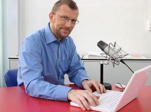 Juerg Vollmer, Journalist