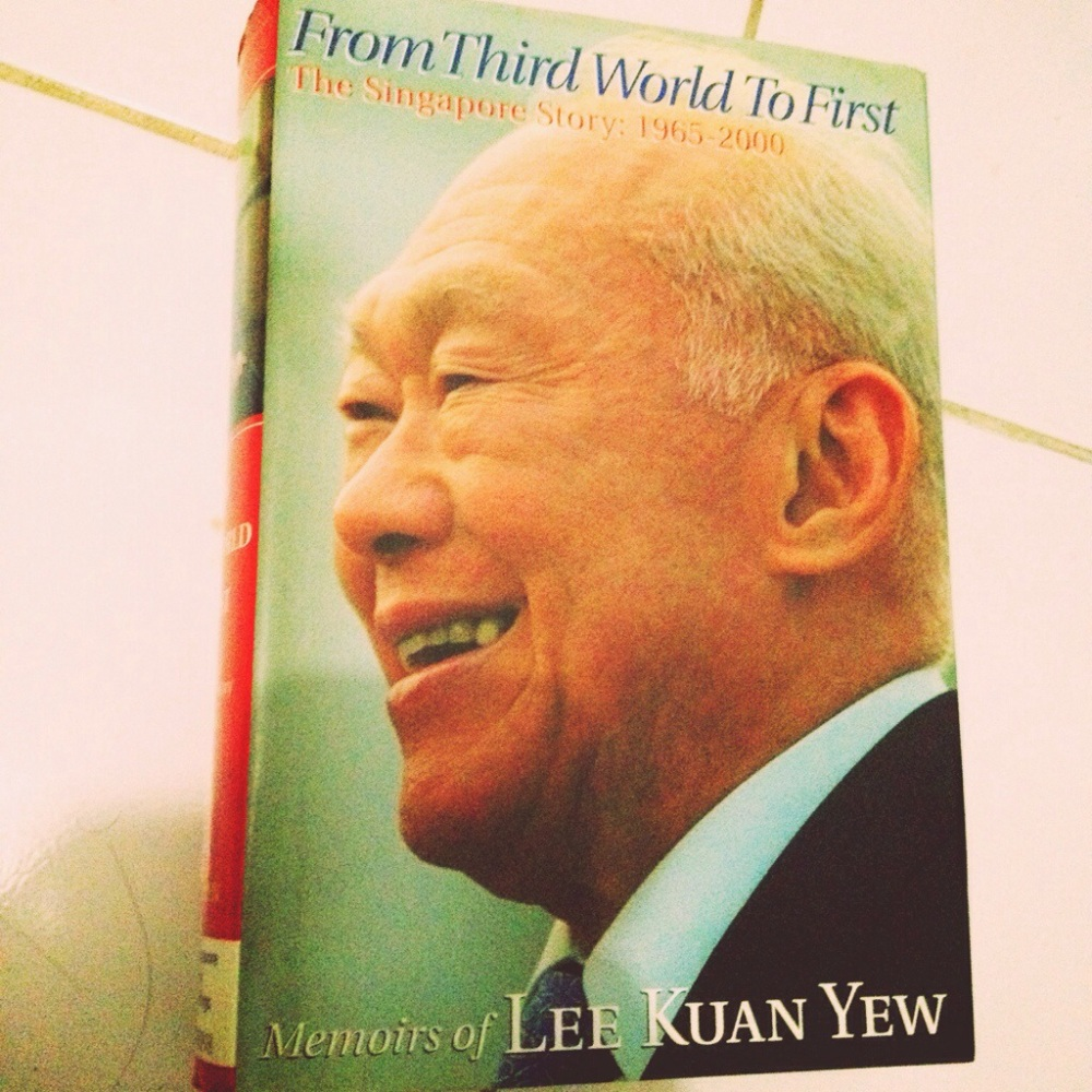 Prabowo Subianto di Mata Lee Kuan Yew (1)