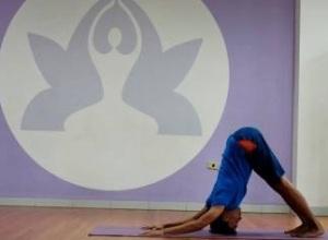 yoga down