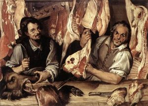 800px-Bartolomeo_Passerotti_-_The_Butcher's_Shop_-_WGA17071