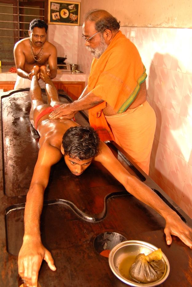 tractionmassage